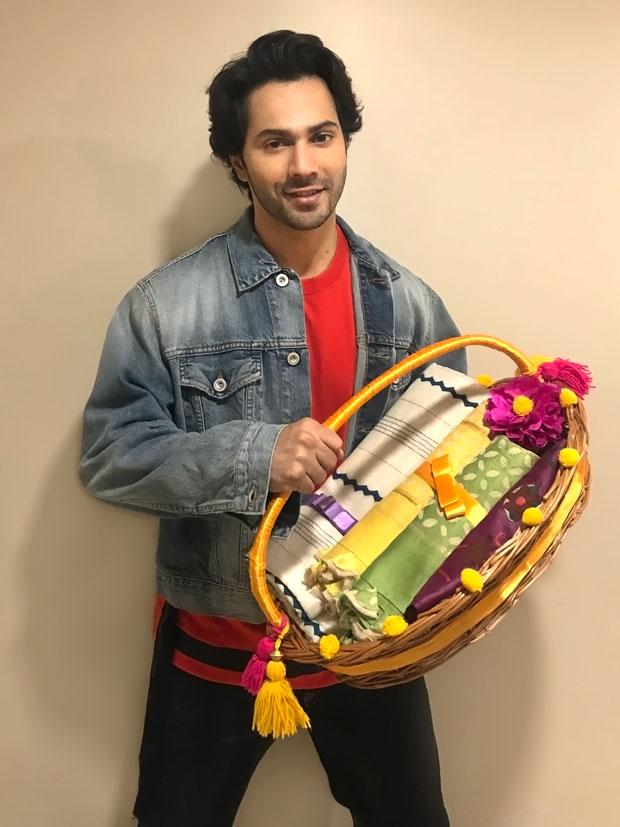 Sui Dhaaga star Varun Dhawan to send handmade hampers to his sisters on Rakshabandhan