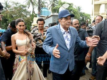 Trailer launch of 'Yamla Pagla Deewana Phir Se'