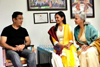 On The Sets Of The Movie Vishwaroop II