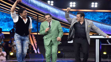 WATCH Dharmendra does the HOOK STEP of Dabangg with Salman Khan and Bobby Deol on Dus Ka Dum features