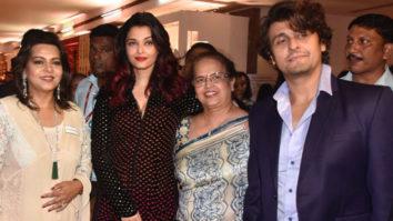 Aishwarya Rai Bachchan, Sonu Nigam and Ronit Roy grace the IMC Ladies Exhibition | Part 1