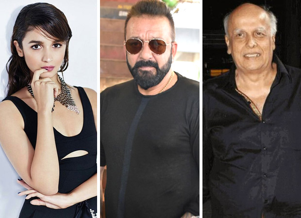 CONFIRMED! Alia Bhatt - Sanjay Dutt to star in Mahesh Bhatt's Sadak 2 (EXCLUSIVE details on full star cast)