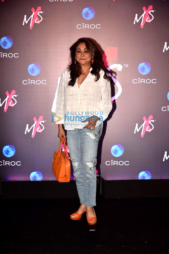 Amitabh Bachchan, Navya Naveli Nanda, Jaya Bachchan and others snapped at Shweta Bachchan Nanda's label launch with Monisha Jaising (2)