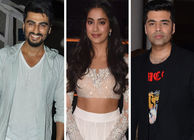 Arjun Kapoor and step-sister Janhvi Kapoor to be the first guests on Koffee With Karan