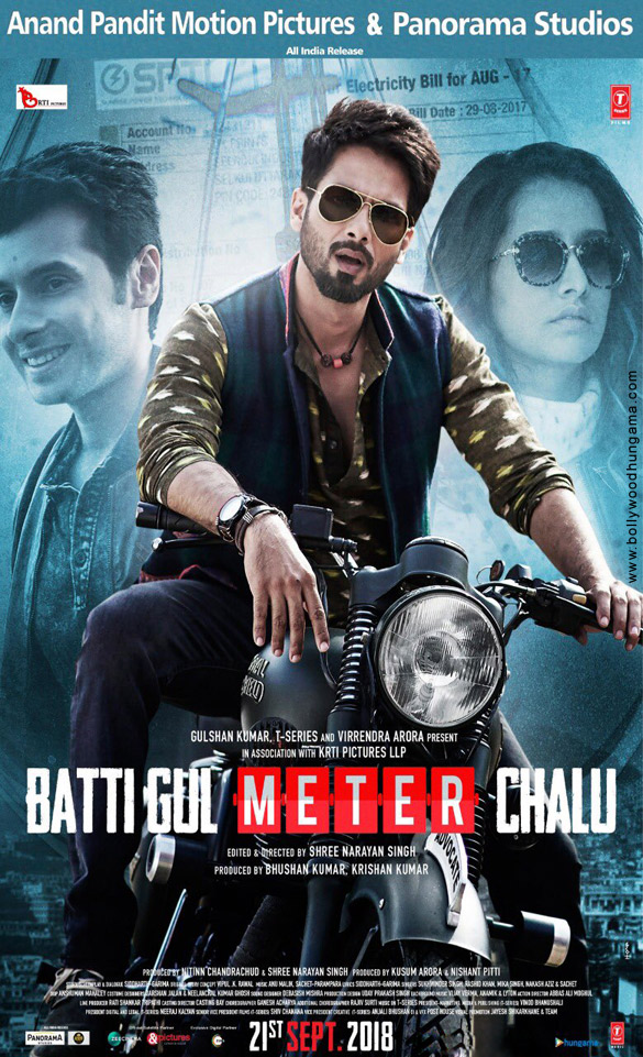 First Look Of Batti Gul Meter Chalu