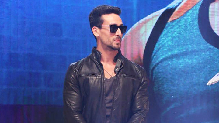 CHECK OUT Tiger Shroff unveils Macho's new product Part 2