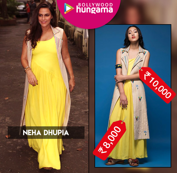 Celebrity Splurges - Neha Dhupia