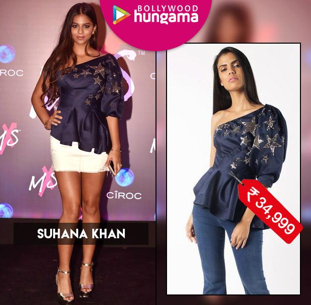 Celebrity Splurges - Suhana Khan