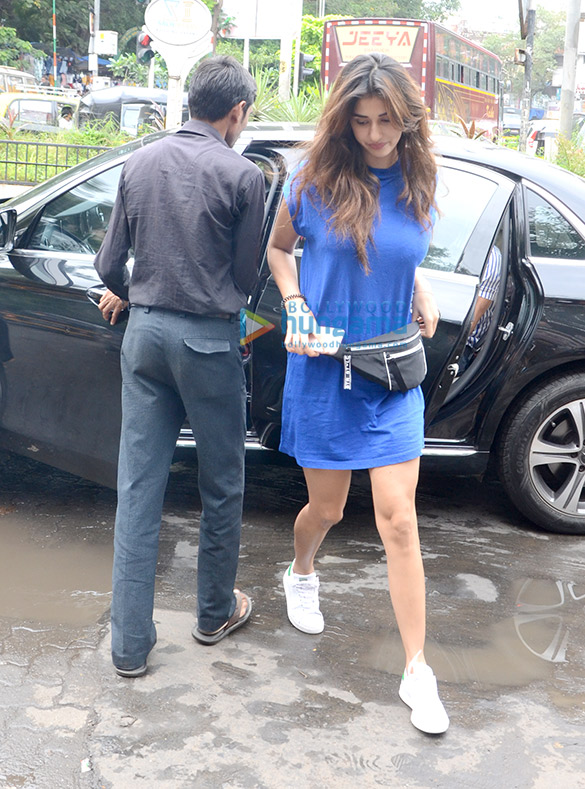 Disha Patani, Tiger Shroff, Karan Johar, Suhana Khan and others spotted at Bastian