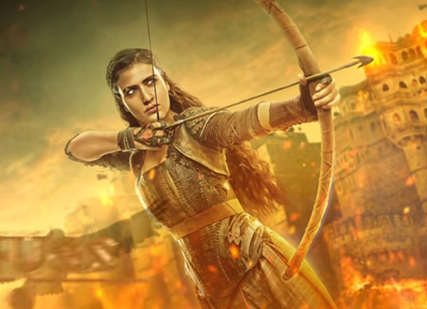 FIRST LOOK Aamir Khan unveils first motion poster of Fatima Sana Shaikh as a fierce warrior in Thugs Of Hindostan