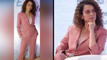 Kangana Ranaut in Pinko pantsuit and Tom Ford sandals (Featured)
