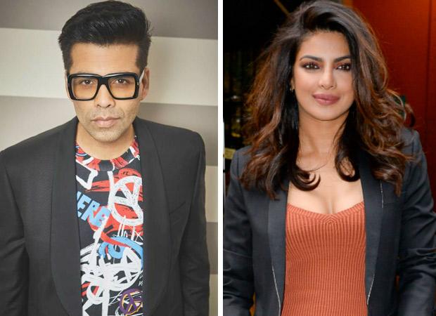 Karan Johar Gives An Apt Reply To Trolls Age Shaming Priyanka Chopra For Marrying Much Younger Nick Jonas Bollywood News Bollywood Hungama
