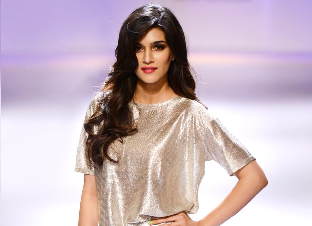 Kriti Sanon Juggles Between Housefull 4 And Luka Chuppi Despite