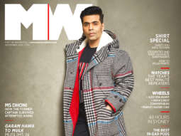 Karan Johar On The Cover Of MW