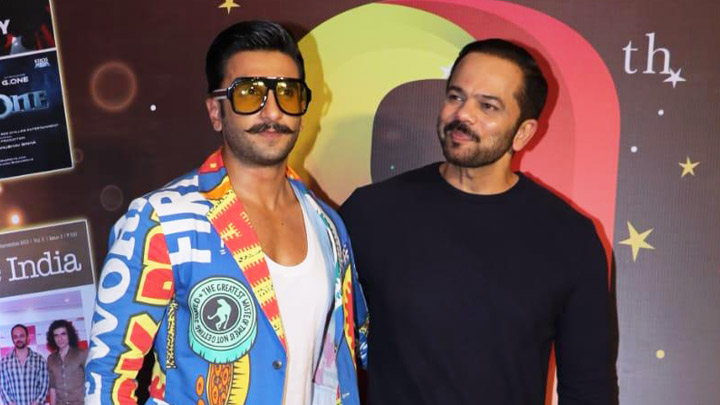 Ranveer Singh, Rohit Shetty and others grace the Box Office India 9th  Anniversary issue launch