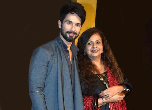 Shahid Kapoor is a father all over again, mom Neelima Azim is ecstatic