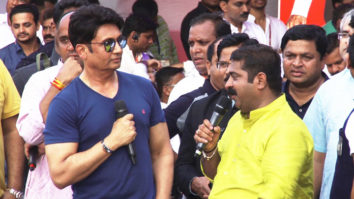 Shekhar Suman SPOTTED at Dahi Handi celebration of 2018