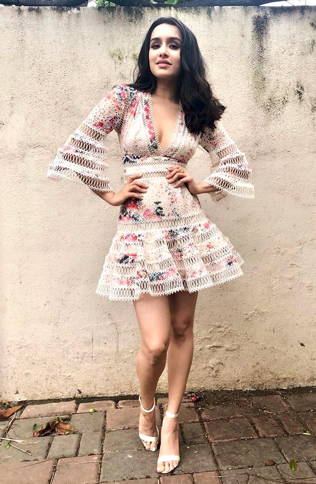 Shraddha Kapoor in Zimmerman dress for Batti Gul Meter Chalu trailer launch (3)