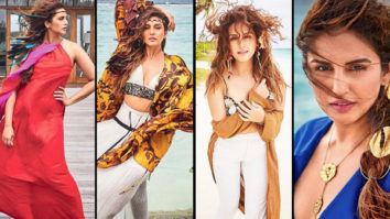 Slay or Nay - Huma Qureshi for Travel + Leisure magazine photoshoot in Maldives