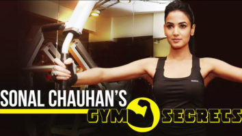 Want to transform your body like Sonal Chauhan – Watch her GYM routine