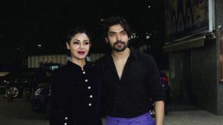 Paltan Film Special Screening Hosted by Debina Bonnerjee   Gurmeet Chaudhary