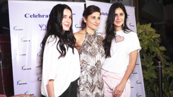 Yasmin karachiwala Celebrates 25 years of Fitness Training with many Celebs
