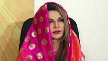 """""""Woh LESBIAN hai aur usne mera RAPE kia: """"Rakhi Sawant's SHOCKING claims about Tanushree Dutta"""