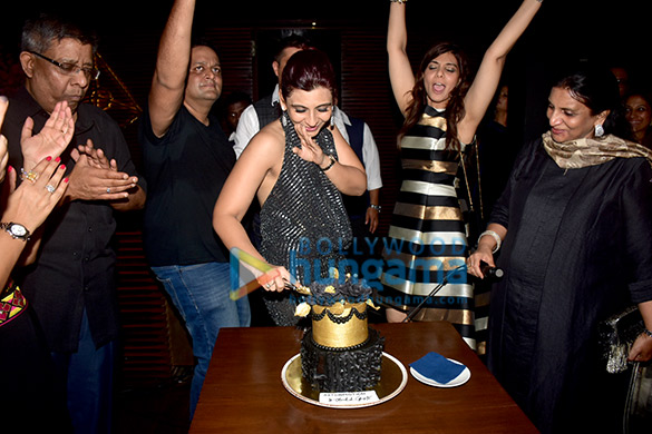 Aanchal Gupta celebrates her birthday