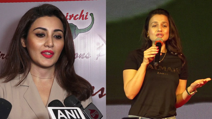 Ameesha Patel REACT to #MEETOO movement at Launch of Cinemirchi Production
