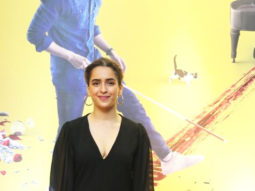 Andhadhun Success Party | Most Acclaimed movie of the year | Sanya Malhotra