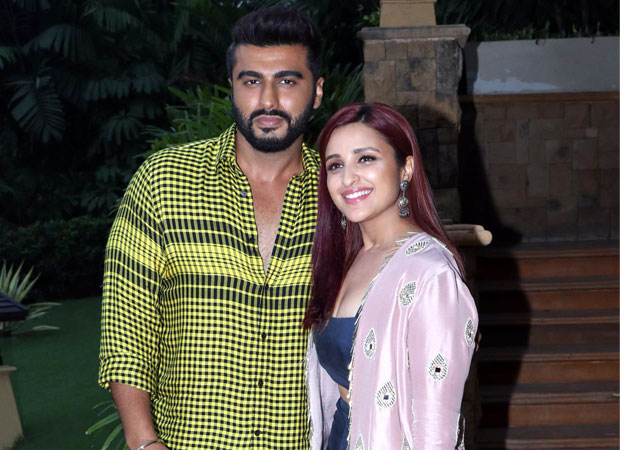 Arjun Kapoor opens up about being friends with Parineeti Chopra and starring in Namaste England and Sandeep Aur Pinky Faraar
