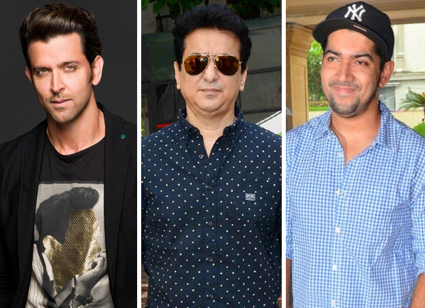 CONFIRMED: Hrithik Roshan SIGNS Sajid Nadiadwala's next, Rohit Dhawan to direct
