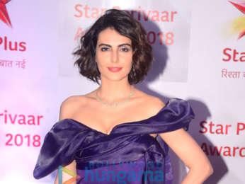 Star Parivaar Awards 2018 Red Carpet Visual Part 1