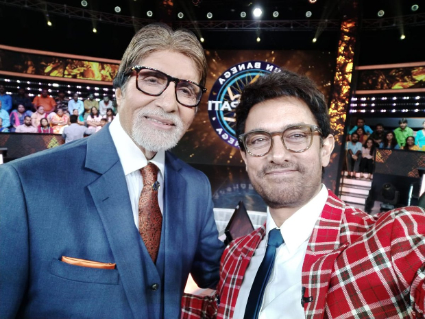 Thugs Of Hindostan stars Aamir Khan and Amitabh Bachchan