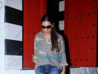 Gauri khan snapped in Bandra