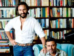 On The Sets Of The Movie Jawani Janeman