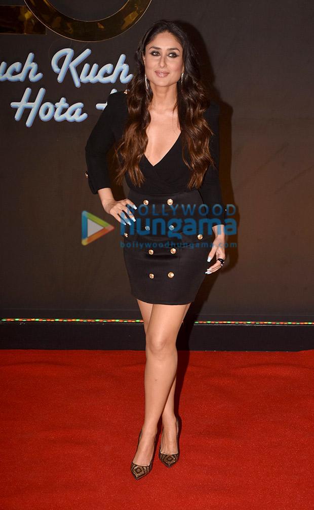 Kareena Kapoor Khan in Balmain for for 20 years of Kuch Kuch Hota Hai celebrations (3)