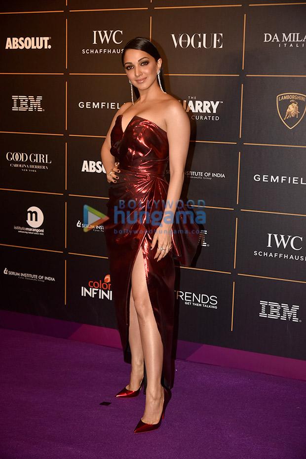 Kiara Advani in Nikhita Tandon for Vogue Women of the Year Awards 2018 (4)