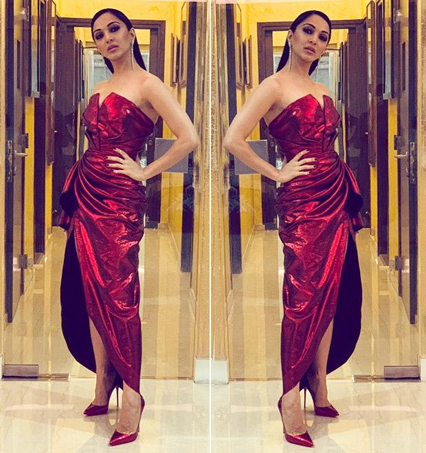 Kiara Advani in Nikhita Tandon for Vogue Women of the Year Awards 2018 (6)
