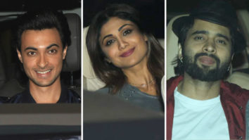 LoveYatri's STAR-STUDDED special screening at YRF Part 1