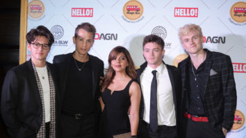 MUST WATCH The Vamps Squad,Dia Mirza,Dino Moreo at Magic Bus Event