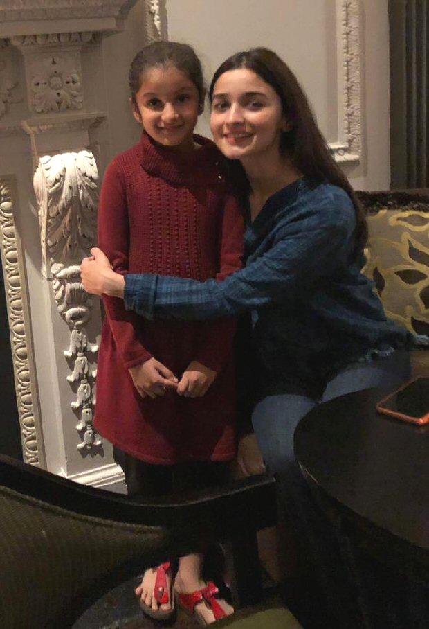 Mahesh Babu's family joins him in New York; daughter gets to meet Alia Bhatt
