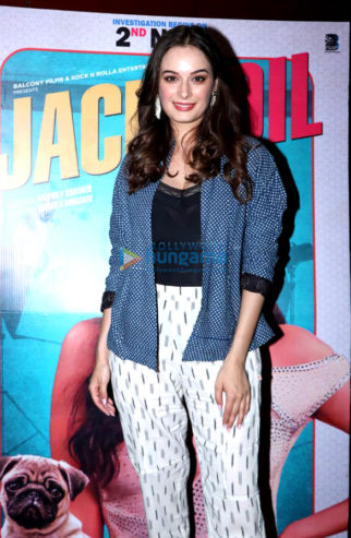 Music launch of the film Jack And Dil at The View in Andheri
