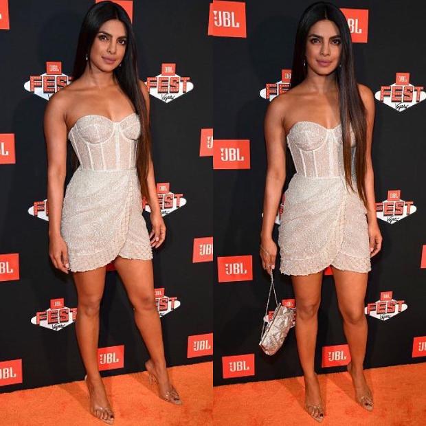 Priyanka Chopra at the JBL Fest in Las Vegas (5)