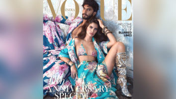 Ranveer Singh and Sara Sampaio for Vogue India (featured)