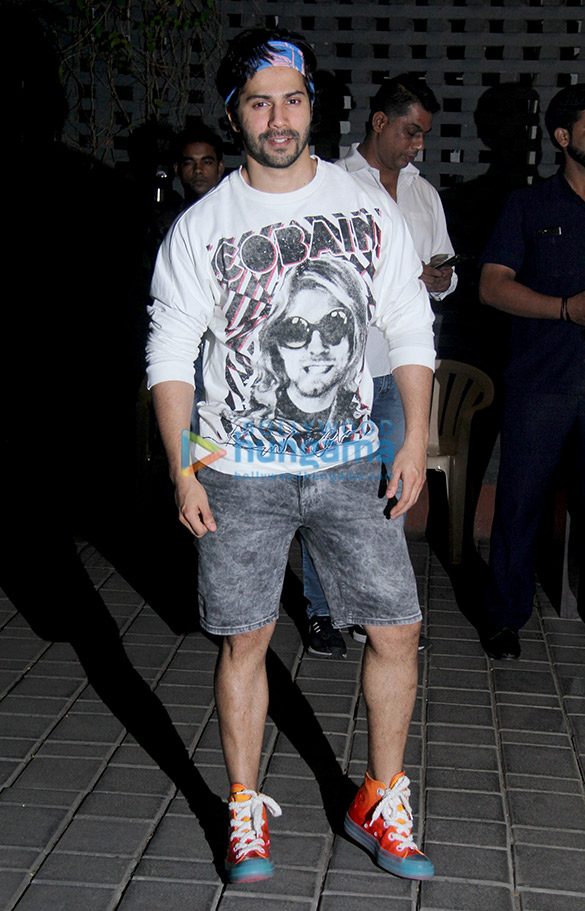Salman Khan, Varun Dhawan and others grace Aayush Sharma's birthday bash