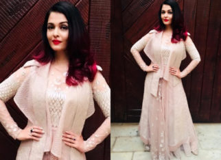 Slay or Nay - Aishwarya Rai Bachchan in Tarun Tahiliani for a Breast Cancer Awaress Initiative (Featured)