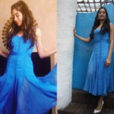 Slay or Nay - Janhvi Kapoor in Prabal Gurung for Neha Dhupia's baby shower (Featured)