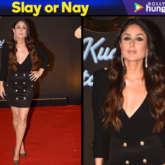 Slay or Nay - Kareena Kapoor Khan in Balmain for for 20 years of Kuch Kuch Hota Hai celebrations (Featured)