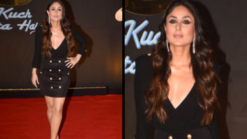 Slay or Nay - Kareena Kapoor Khan in Balmain for for 20 years of Kuch Kuch Hota Hai celebrations (Featured)